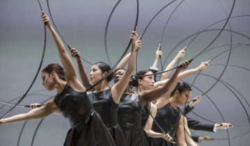 La danse contemporaine, art itinérant