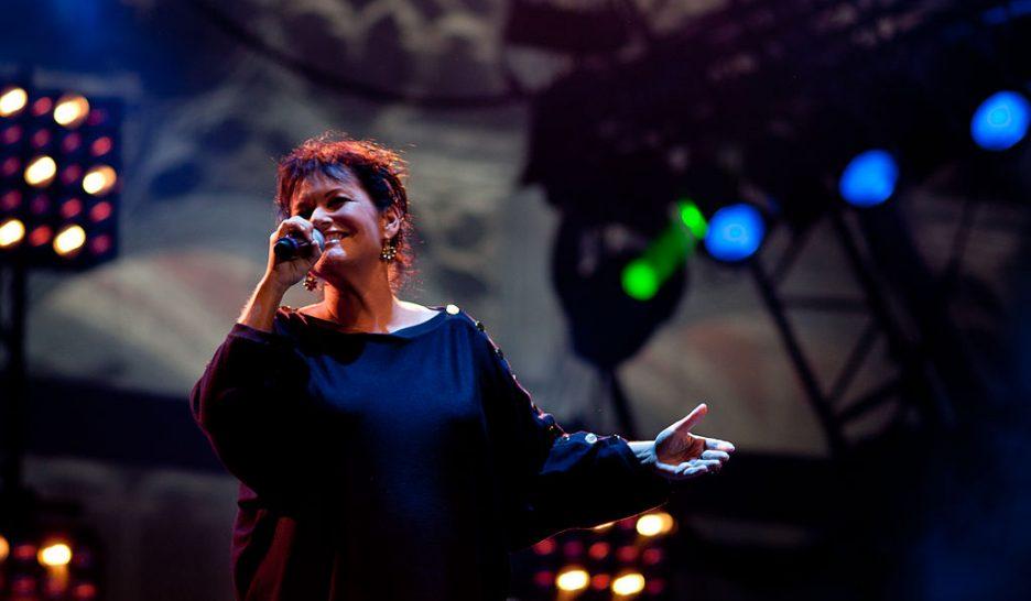 La chanteuse Maurane est décédée à 57 ans