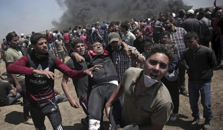 Au lendemain du massacre de Gaza, la mobilisation palestinienne en retrait
