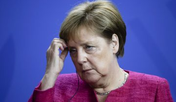 Pression maximale sur Angela Merkel