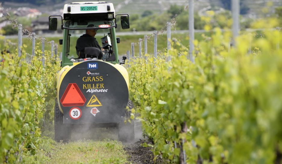 Des pesticides qui interpellent