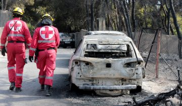 Les incendies font plus de 70 victimes