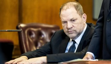 Nouvelle inculpation pour Harvey Weinstein