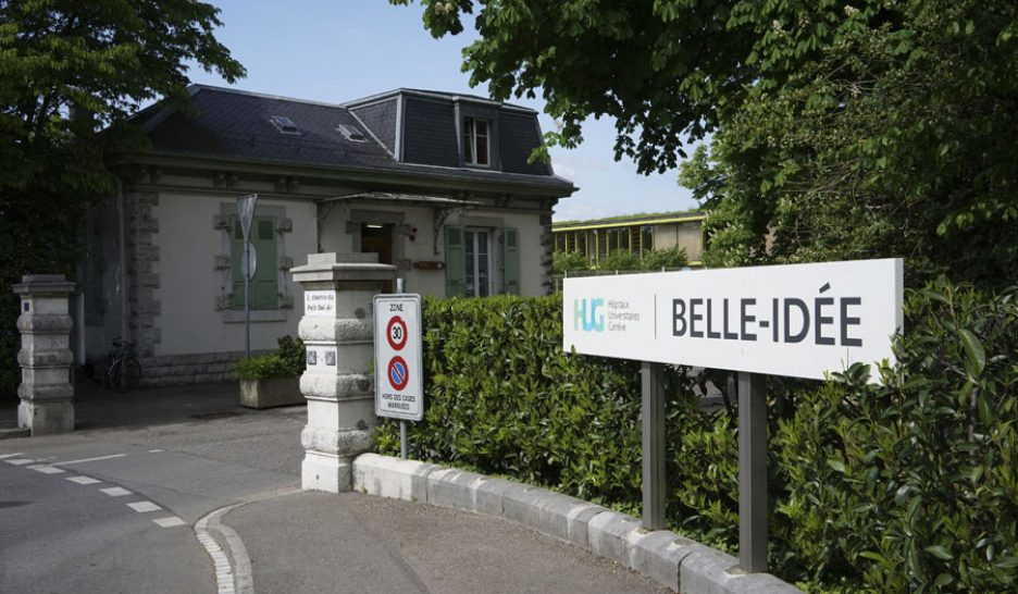 Patients victimes du deal à Belle-Idée
