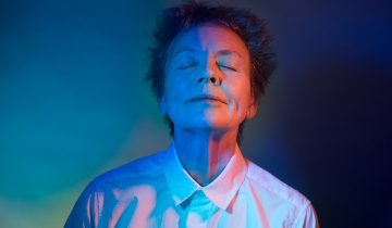 Laurie Anderson, ô superwoman