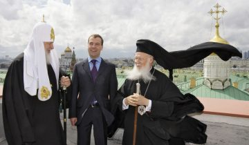 L'Ukraine règne sur son orthodoxie 1