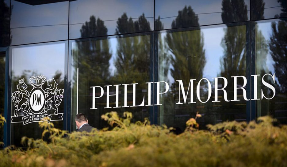 Philip Morris évite la publication d'un article médical