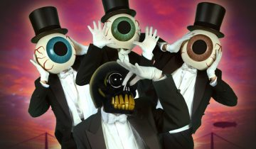 The Residents perdent la tête