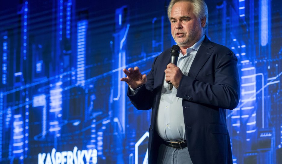 Zurich accueille le russe Kaspersky