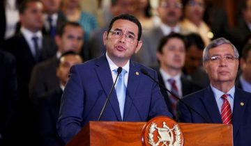 Anticorruption: ONU 1-Guatemala 0