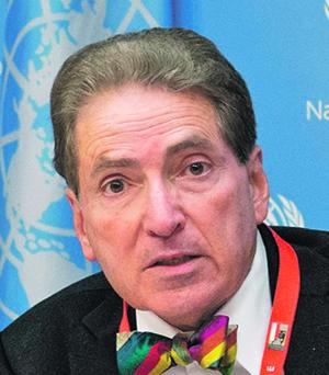 «Un coup contre le droit international» 2