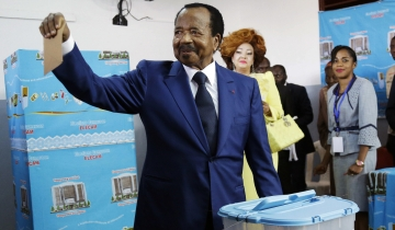 Vague de répression au Cameroun