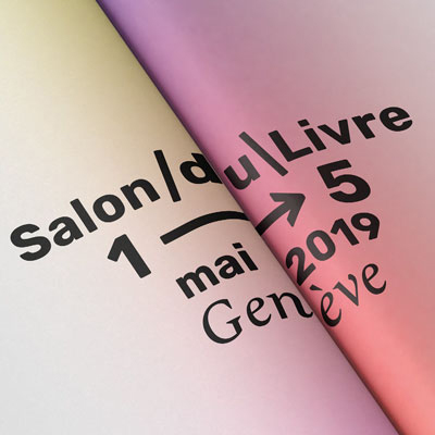 SALON DU LIVRE du 28 avril au 5 mai 2019