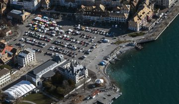 Vevey rejette le parking souterrain