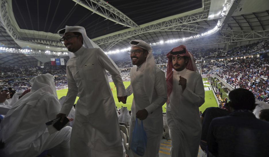 Le sport, arme de séduction du Qatar