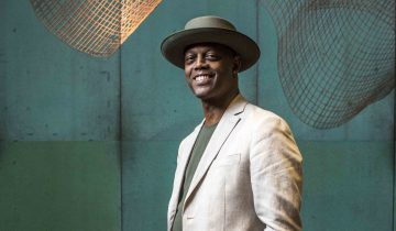 Eric Bibb, griot global