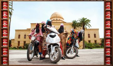 Hassan Hajjaj, world-wide outsider