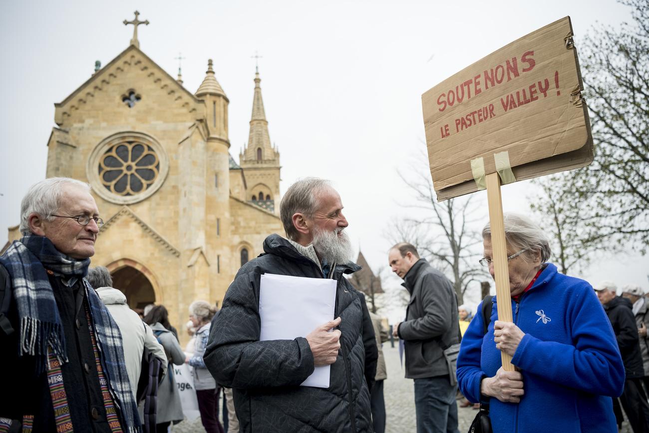 Le pasteur Valley sera jugé à La Chaux-de-Fonds