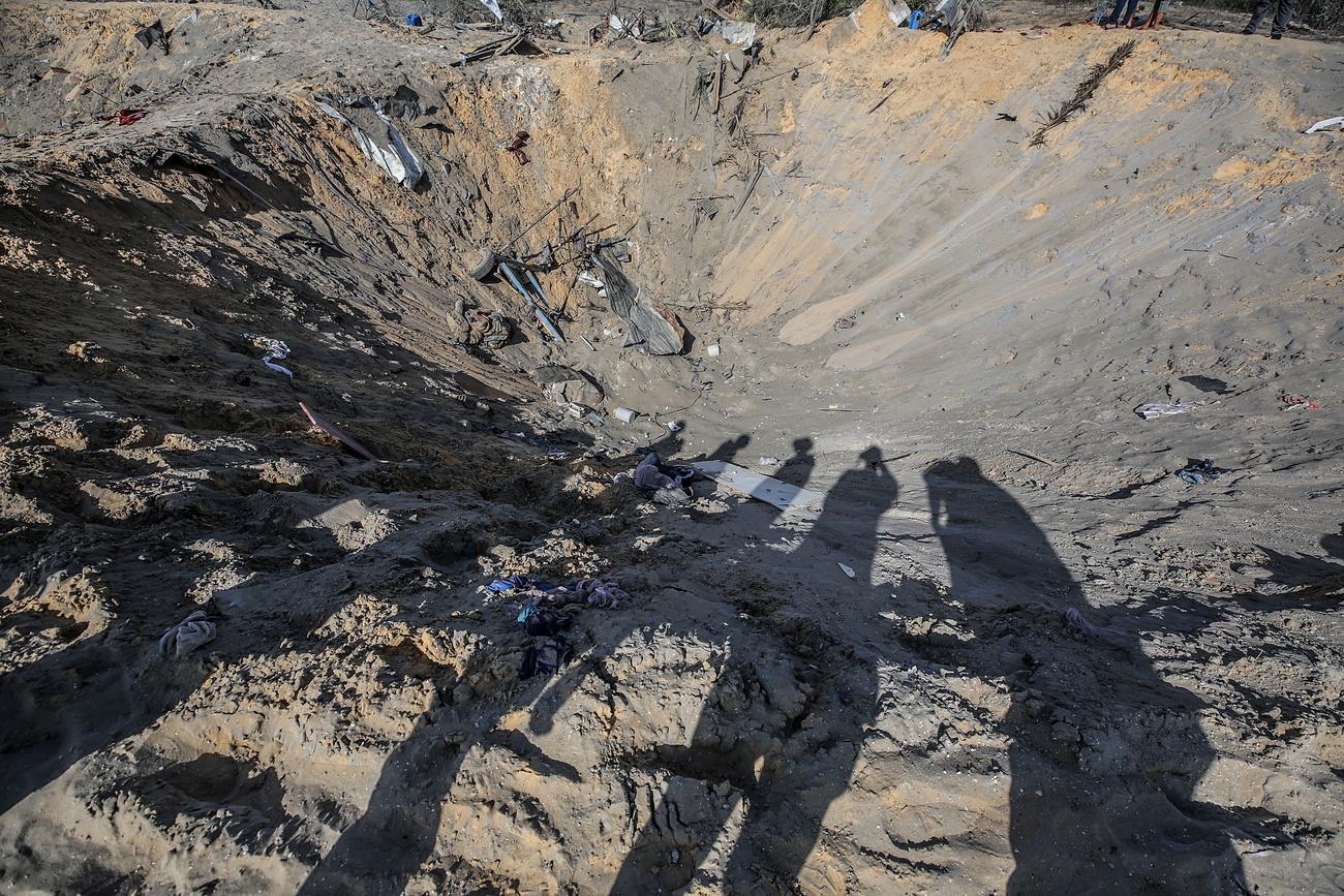 Nouvelles frappes israéliennes à Gaza