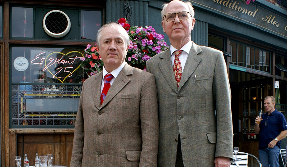 Gilbert & George, un duo tout en paradoxes