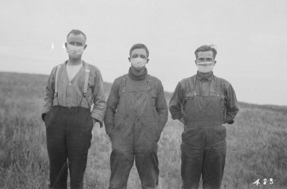Grippe promenée conduit souvent au cimetière 2
