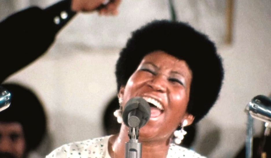 Quand Aretha Franklin chantait Dieu