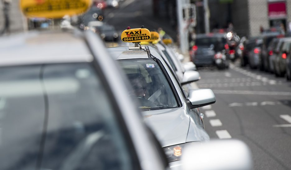 Taxis: plus d'émission de CO2 dès 2025